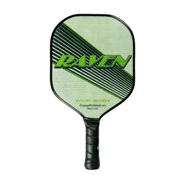 Engage Raven Pickleball Paddle - Green