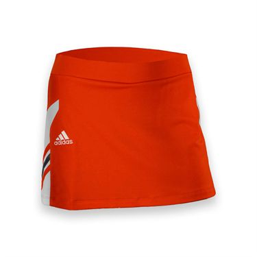 adidas Utility Skirt-Coll Orange