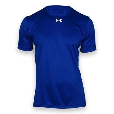 Under Armour Team Zone Crew - Royal/White