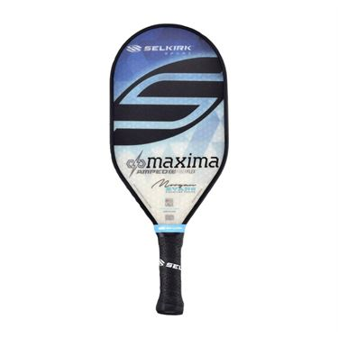Selkirk Amped Maxima Midweight Pickleball Paddle - Sapphire Blue