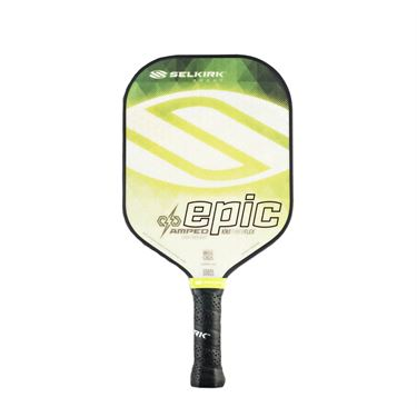 Selkirk Amped Epic Lightweight Pickleball Paddle - Emerald Green