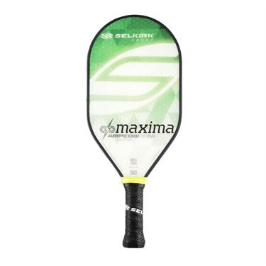Selkirk Amped Maxima Lightweight Pickleball Paddle - Emerald Green
