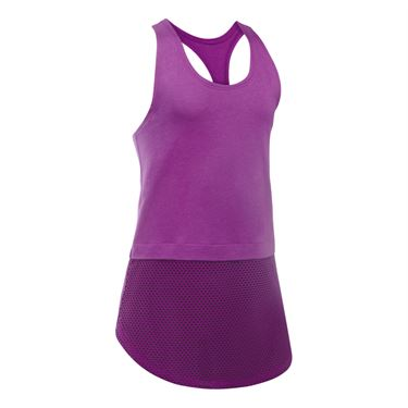 Under Armour Girls Elevate Tank - Purple Rave