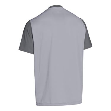 Under Armour Raid Colorblock Tee - Graphite