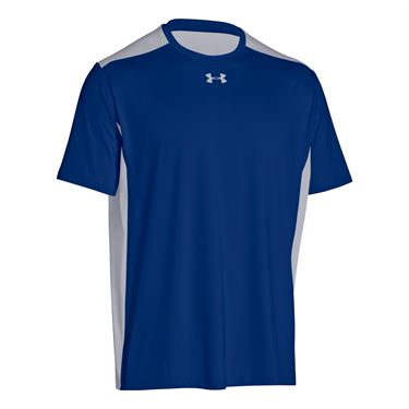 Under Armour Raid Colorblock Tee - Royal