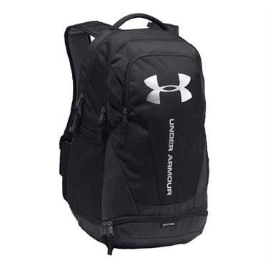 Under Armour Hustle 3.0 Backpack - Black