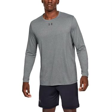Under Armour Locker 2.0 Long Sleeve Shirt - Grey