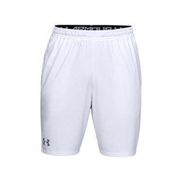Under Armour Raid 2.0 Short - White/Graphite