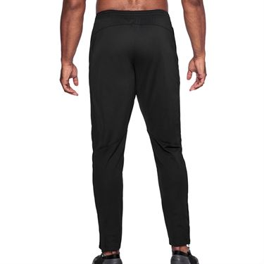 Under Armour Sportstyle Pique Track Pant Mens Black 1313201 002
