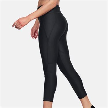 Under Armour Womens Fly Fast Crop Pant - Black