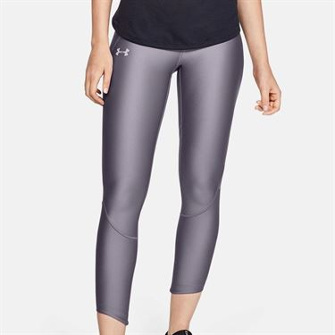 Under Armour Womens Fly Fast Crop Pant - Flint