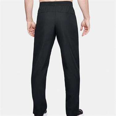Under Armour Sportstyle Woven Pant Mens Black/White 1320122 001