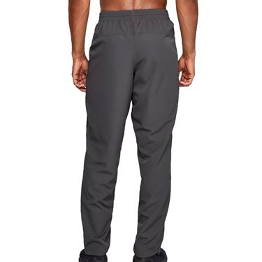 Under Armour Sportstyle Woven Track Pant Mens Charcoal 1320122 019