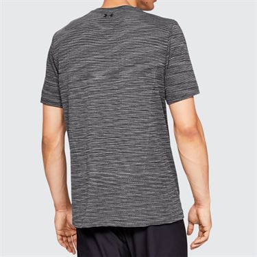 Under Armour Vanish Seamless Crew - Charcoal/Black