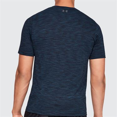 Under Armour Vanish Seamless Crew - Academy/Graphite