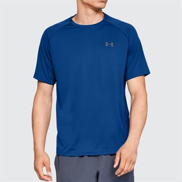 b6ae2a307 Under Armour Tech 2.0 Crew, Royal | Midwest Sports
