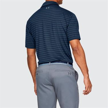 Under Armour Playoff Polo - Academy/Pitch Gray