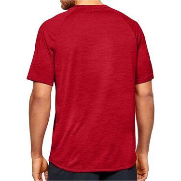 Under Armour Tech 2.0 V Neck Shirt Mens Cordova/Beta 1328190 615