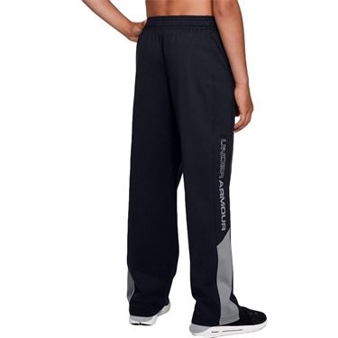 Under Armour Boys Brawler 20 Pants Black/Steel 1331693 001