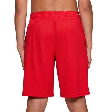 Under Armour Boys Prototype Logo Short Red/Black 1341128 600