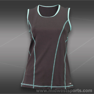 Sofibella Prime Sleeveless Top-Dark Grey