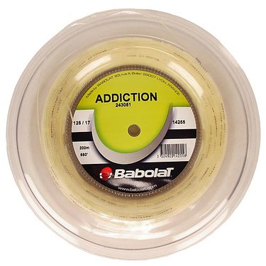 Babolat Addiction 17G Reel Tennis String