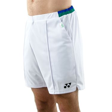 Yonex 75th Elite Short Mens White 15112AW