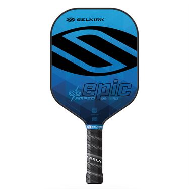 Selkirk Amped Epic Midweight Pickleball Paddle - Blue