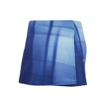 Asics GPX Skirt - Ghost Shadow/Indigo Blue