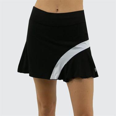 Sofibella Ravello 15 inch Skirt Womens Black 1546 BLK