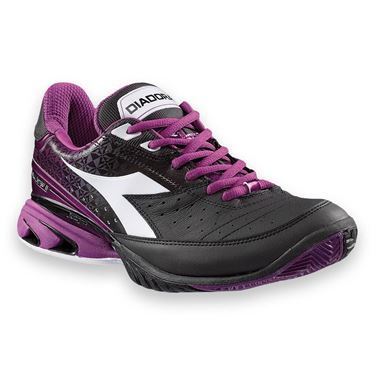 Diadora Speed Star K II Womens Tennis Shoe