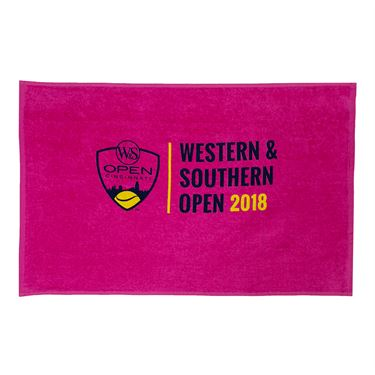 Western and Southern 2015 ATP Logo Small Towel - Pink