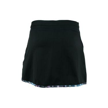 Sofibella Madrid Wave 15 Inch Skirt - Black