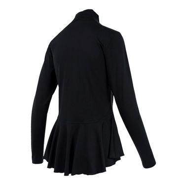 Sofibella Venice Peplum Jacket - Black