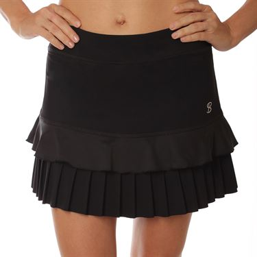 Sofibella Melbourne Launch 14 inch Skirt - Black