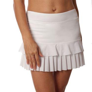Sofibella Melbourne Launch 14 inch Skirt - White
