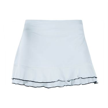 Sofibella Melbourne Backspin II 13 inch Skirt - White