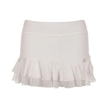 Sofibella Victory 12 Inch Skirt - White