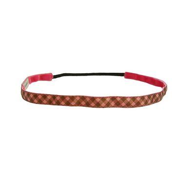Sweaty Band Gingham Headband