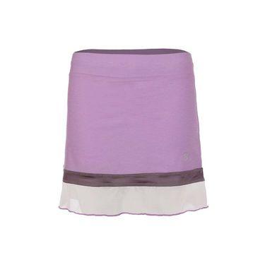 Sofibella Lilac Dream 15 Inch Skirt - Lilac Melange