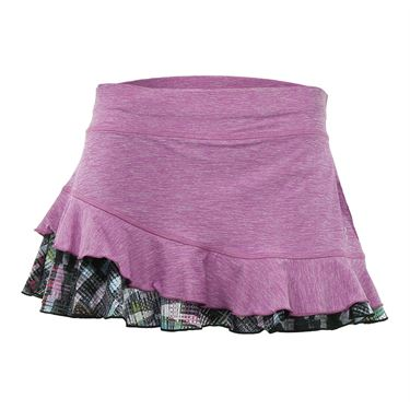 Sofibella Madrid Flip 12 Inch Skirt - Berry