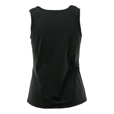 Jerdog Orchid Dream Side Spin Tank - Black/Eggplant