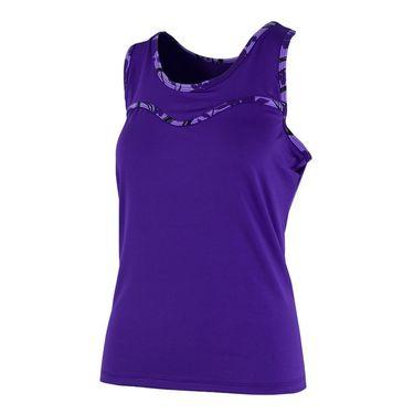 Jerdog Velvet Bouquet Side Spin Top - Purple