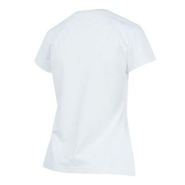 Sofibella Miami Classic Short Sleeve Top - White