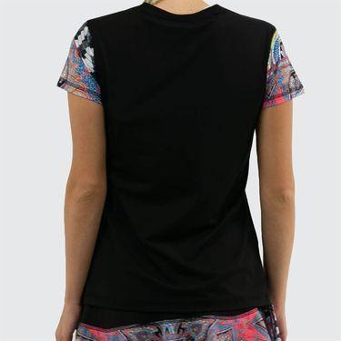 Sofibella Paris Classic Short Sleeve Womens Black 1729 BLK