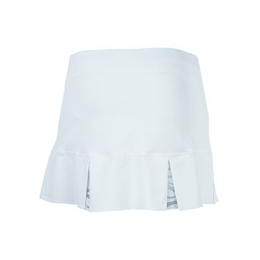 Sofibella Miami 13 Inch Set Skirt - White