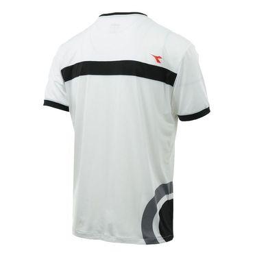 Diadora Clay Tennis Crew - Optical White