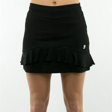 Sofibella Dubai Plus Size Lady 15 Inch Skirt - Black