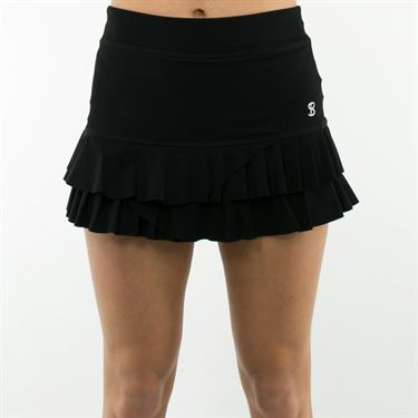 Sofibella Dubai Revolution 13 Inch Skirt - Black