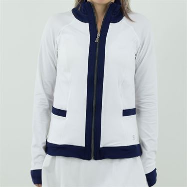 Sofibella Miami Grand Slam Jacket - White